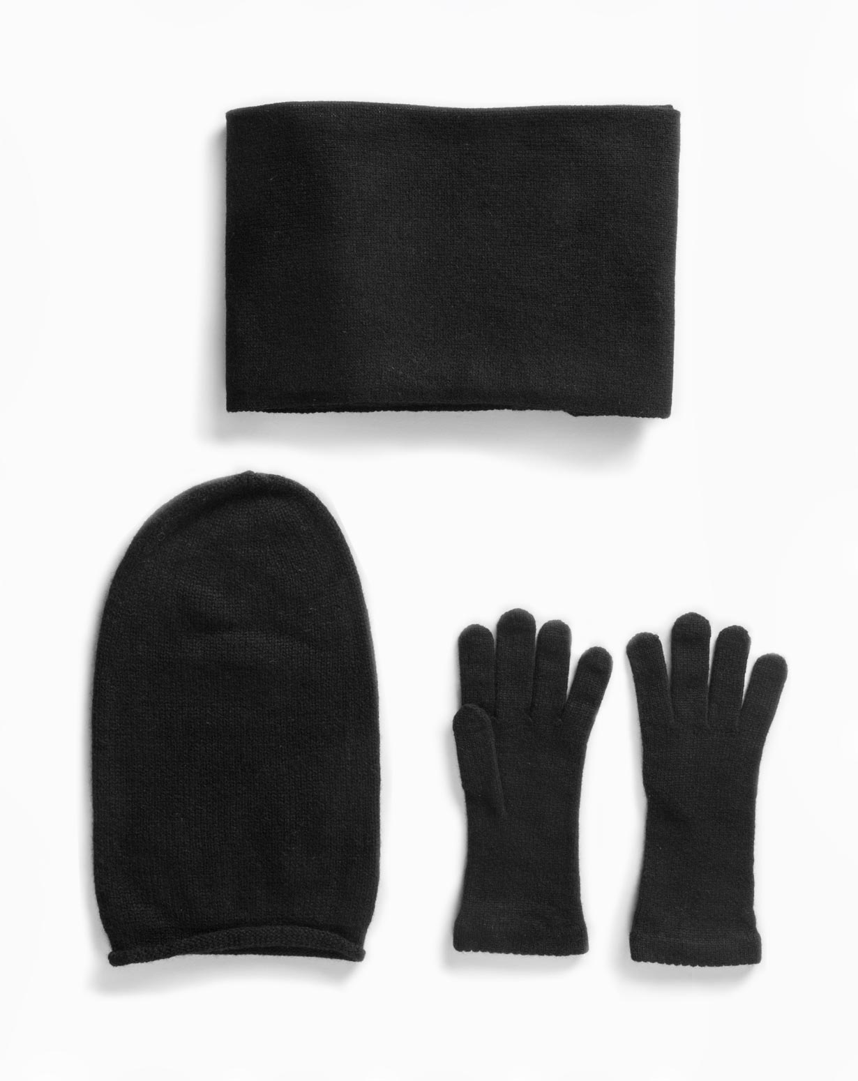 Ladies' Winter Set - Hat, Scarf and Gloves