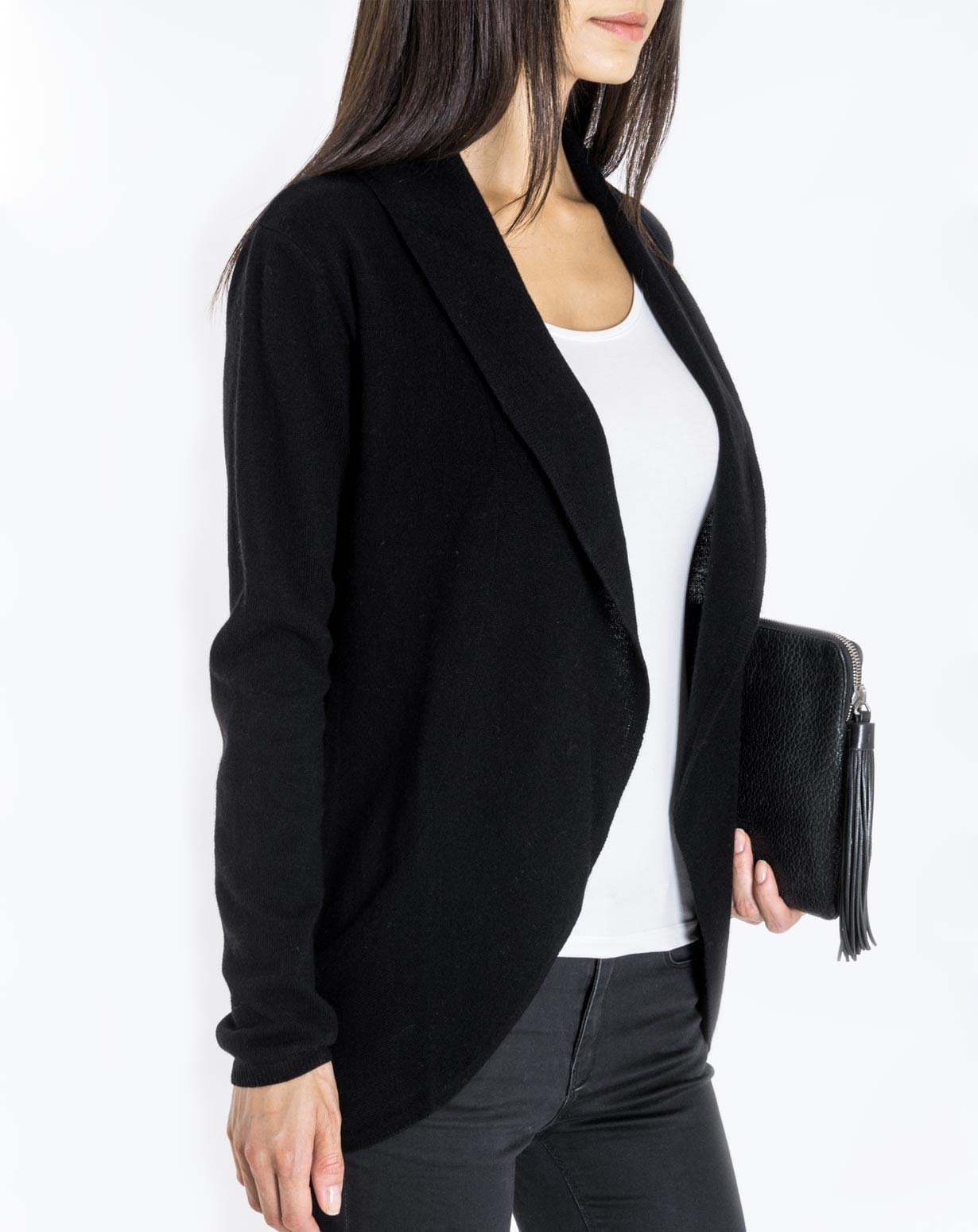 Women's Pure Cashmere Cardigan Jacket