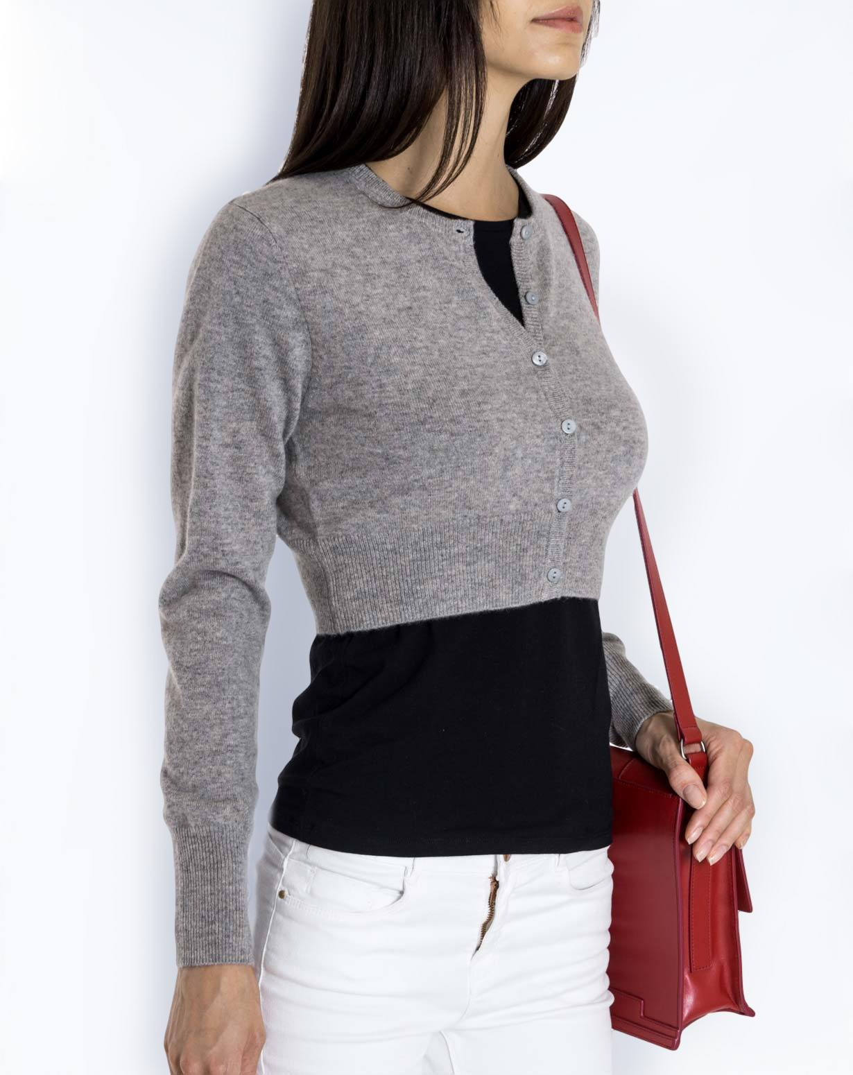 Cashmere Cropped Sweater is rated out of 5 by Rated 5 out of 5 by Stevie Nicks from Cashmere Cropped Sweater. I have several Garnet Hill cashmere sweaters that I have collected for the past several years/5().