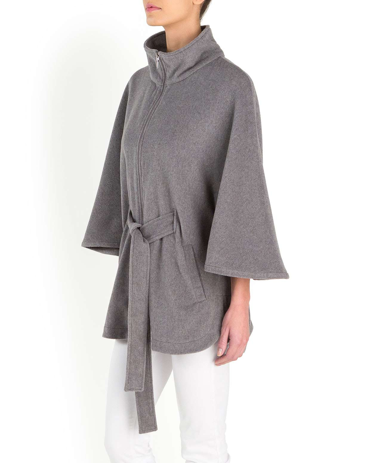 Ladies' Casual Cashmere Felt Jacket