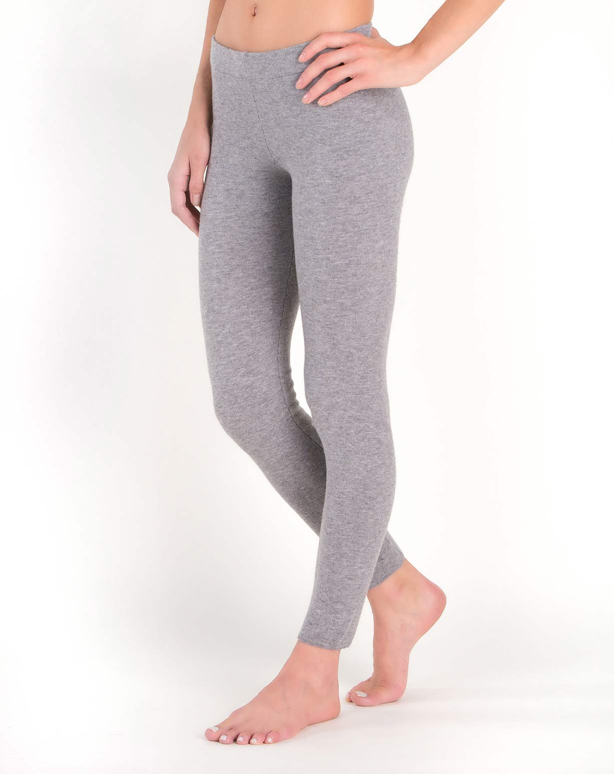 Women's Pure Cashmere Leggings
