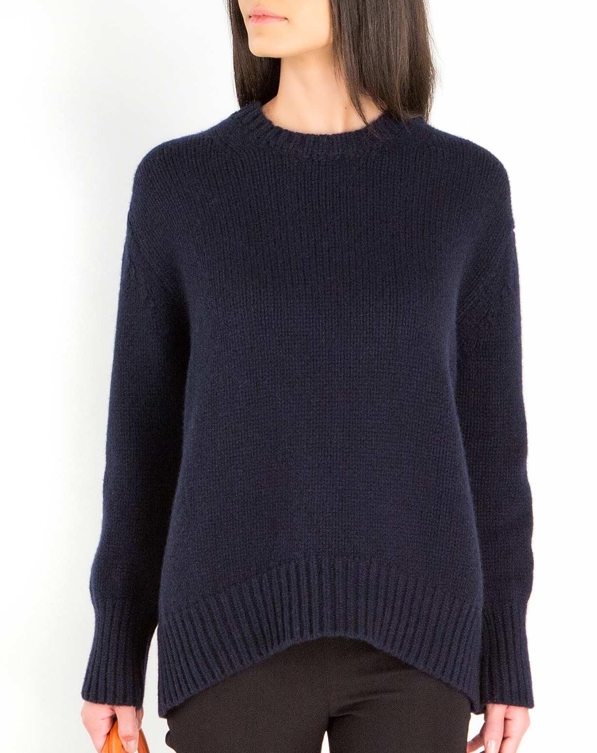 Maxi Pullover Damen Dick Wolle & Cashmere