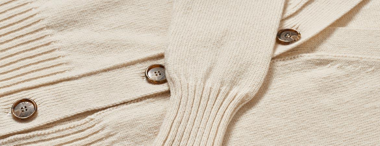 Women's Cashmere 3-Button Cardigan