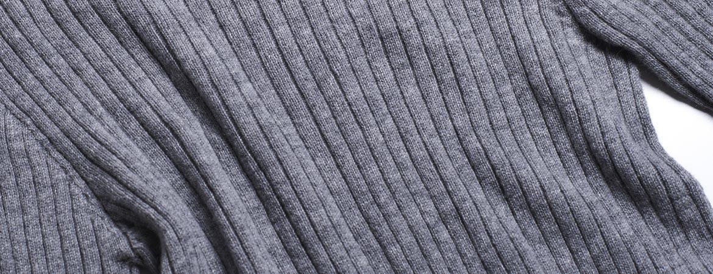 d1762eac959 Women's Cashmere Ribbed Tunic Dress | MaisonCashmere