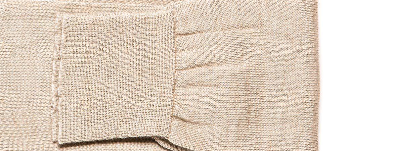 Long Women's Silk Cashmere Socks